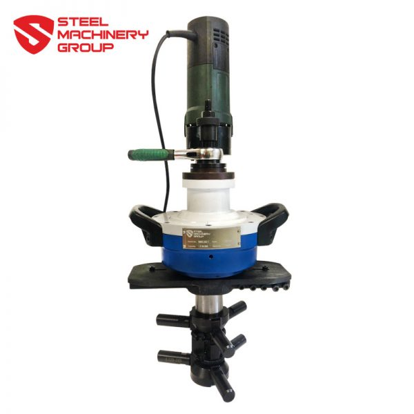 Smg 252 1 Ise Id Mounted Portable Pipe Beveling Machine 1