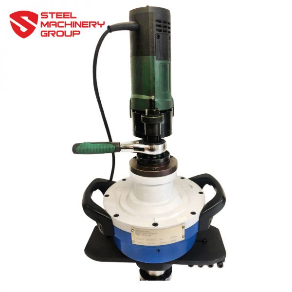 Smg 252 1 Ise Id Mounted Portable Pipe Beveling Machine 4