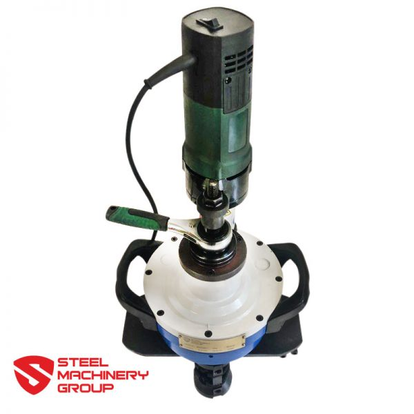 Smg 252 1 Ise Id Mounted Portable Pipe Beveling Machine 5