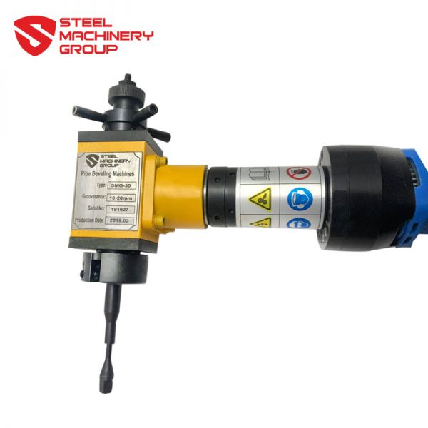Smg 30 Ise Id Mounted Portable Pipe Beveling Machine 4