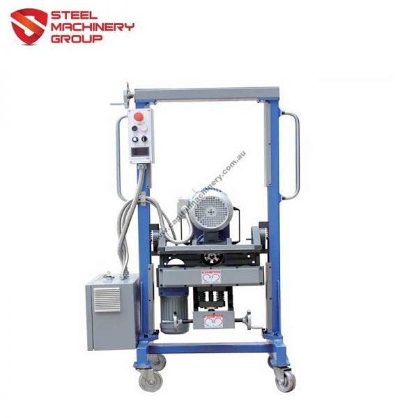 smg 60r gmma double side edge beveling machine