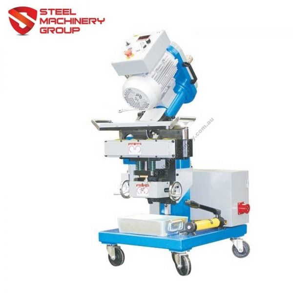 smg 60s plate beveling machine