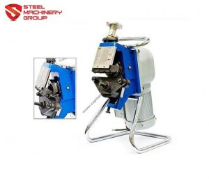 smg 6d plate beveling machine