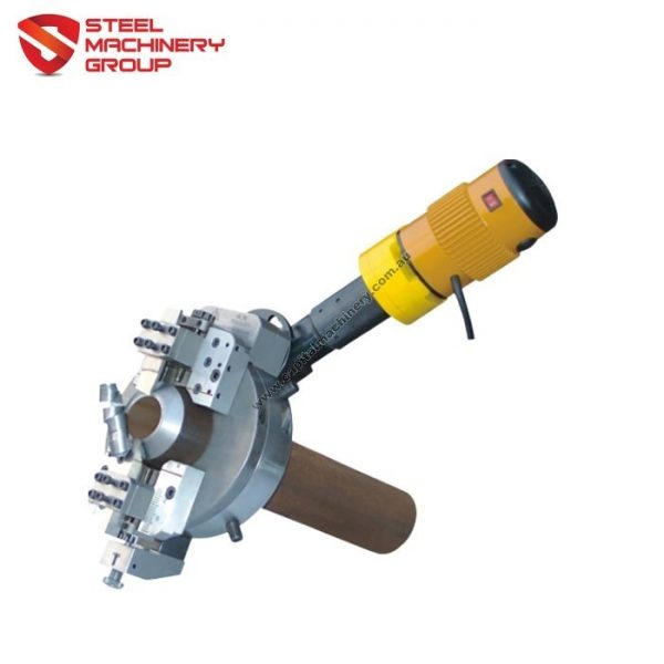 Smg Od Mounted Electric Pipe Cutting And Beveling Machine 3