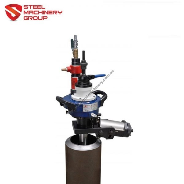 Smg Pneumatic Pipe End Chamfering Machine Tool 2