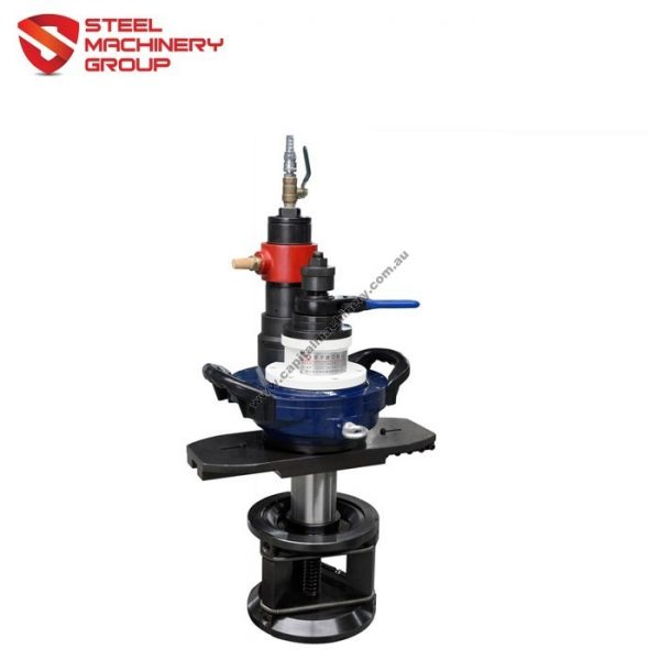 smg pneumatic pipe end chamfering machine tool