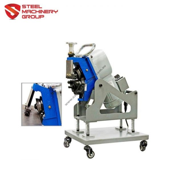 smg portable automatic plate beveler