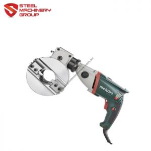 smg self centering pipe cutting and beveling machine