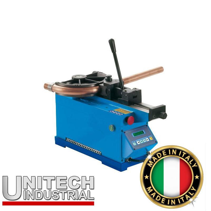 Unitech Uni 60a Digital Pipe And Tube Bender For Sale Australia