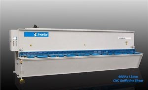 inanlar 6050 x 13mm cnc hydraulic guillotine shear