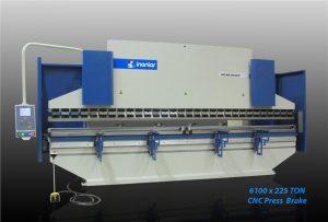 inanlar cnc hap 6100 x 225 ton hydraulic press brake