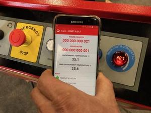 Icaro Smart Phone Fault Monitoring