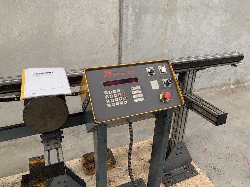Kingsland Cnc Controlled Linear Rail Punching Machine 004