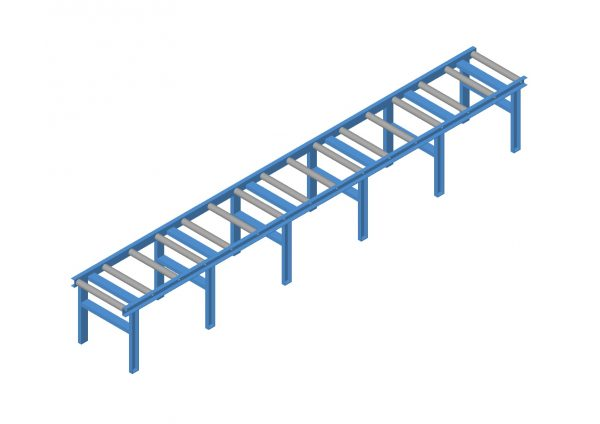 heavy duty gravity conveyor