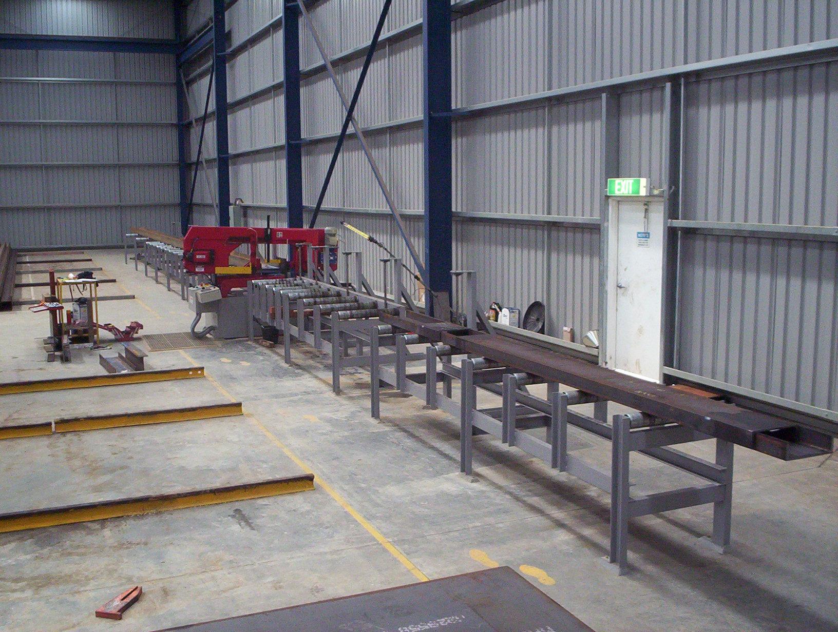 Heavy Duty Gravity Conveyor Fork Loading 2