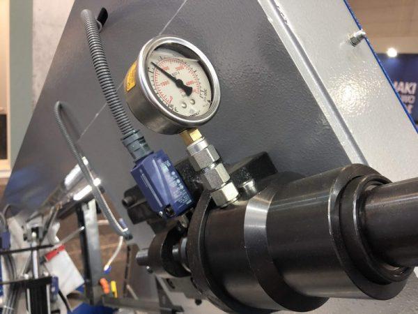 Psm 350 M Semi Automatic Miter Bandsaw Machine 10