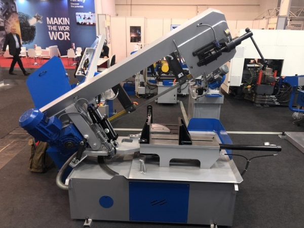 Psm 350 M Semi Automatic Miter Bandsaw Machine 15