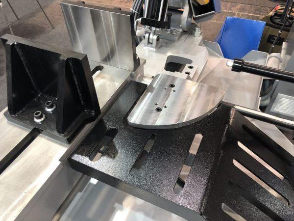 Psm 350 M Semi Automatic Miter Bandsaw Machine 2