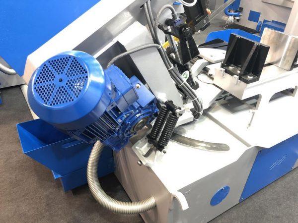 Psm 350 M Semi Automatic Miter Bandsaw Machine 6