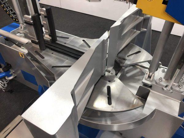 Psm 350 M Semi Automatic Miter Bandsaw Machine 8