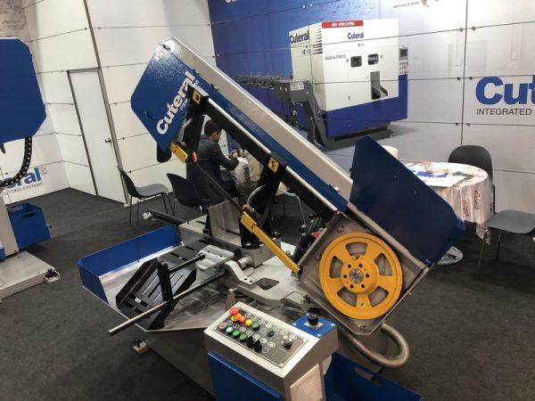 Psm 350 M Semi Automatic Miter Bandsaw Machine 9