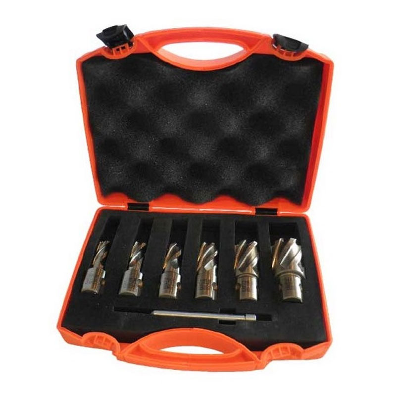 Hardcore 5 Piece Magnetic Drill Cutter Set 30mm 1