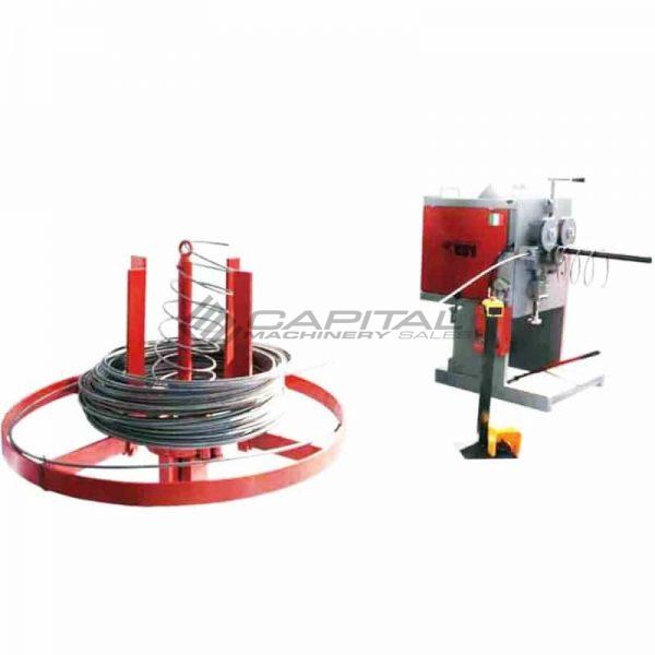 Icaro Cal Coil16 Rebar Spiraller For Sale