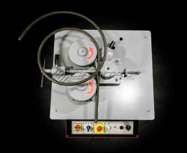 Icaro Cal Coil16 Rebar Spiralling Package 4