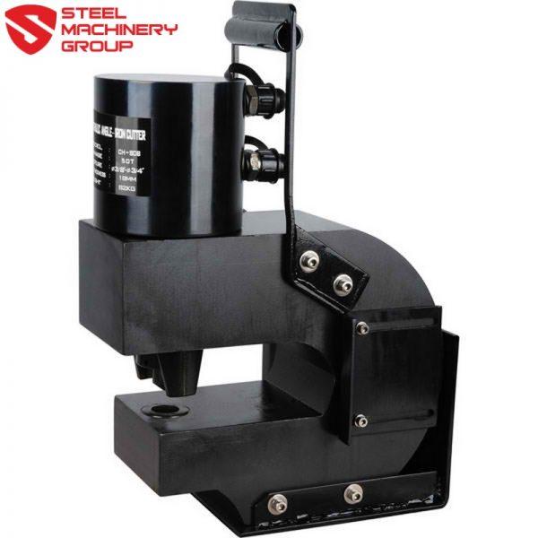 Smg 50 Ton Deep Reach Punch With Hydraulic Pump 2