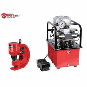 smg 50 ton punch with hydraulic pump