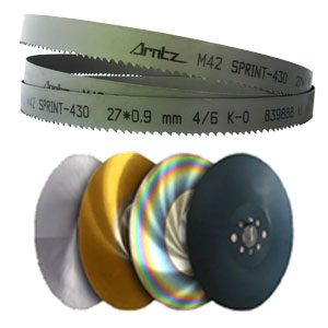 Bandsaw and Cold Saw Blades