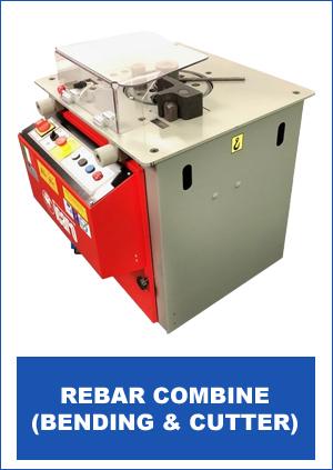 Icaro Machinery Brand Rebar Combine Bender Cutter