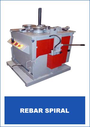 Icaro Machinery Brand Rebar Spiral