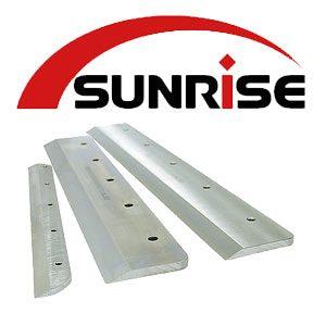 Sunrise Shear Blades