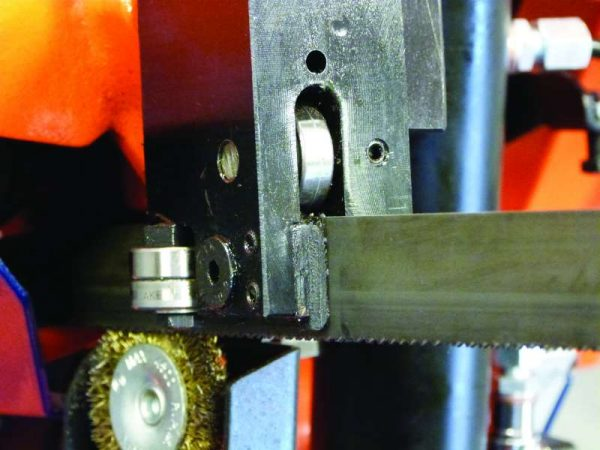 Blitzer 280 Pgm Bandsaw Machine 2