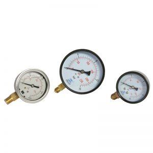 Compressed Air Solutions Pressure Gauges