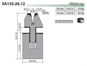 Helling Tool Sa135.26.12
