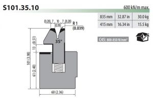 Hemming Tool S101.35.10