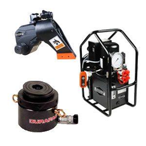 Hydraulic Tools and Lifting