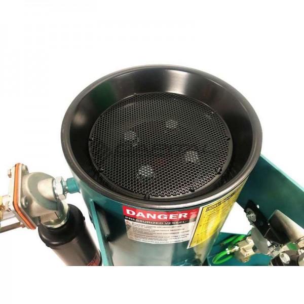 Multiblast Amb90 40 Litre Pressure Pot Sandblaster Equipment Basic Package 6