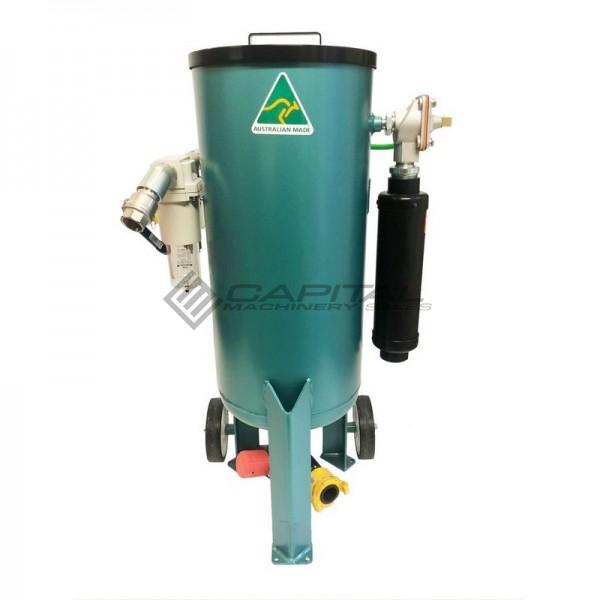 Multiblast Amb90 40 Litre Pressure Pot Sandblaster Equipment Basic Package