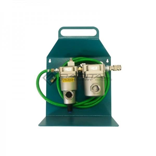 Multiblast Amb90 40 Litre Pressure Pot Sandblaster Equipment Basic Package 7