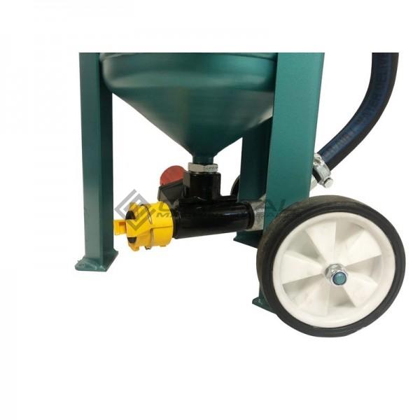 Multiblast Amb90 F 40 Litre Pressure Pot Sandblaster Equipment Full Package 7