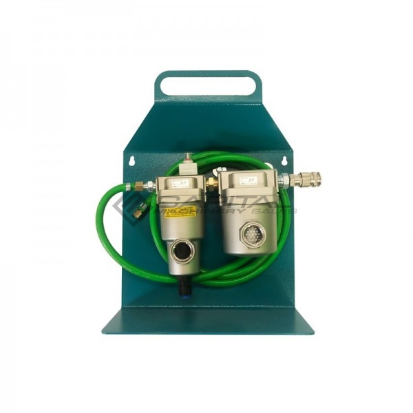 Multiblast Amb90 F 40 Litre Pressure Pot Sandblaster Equipment Full Package 9