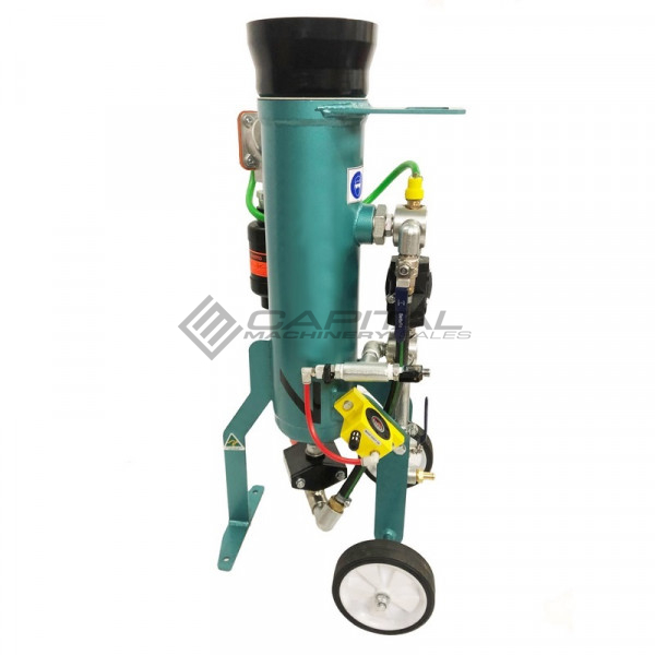 Multiblast Pro16 7 Litre Blasting Pot Machine Basic Package 005