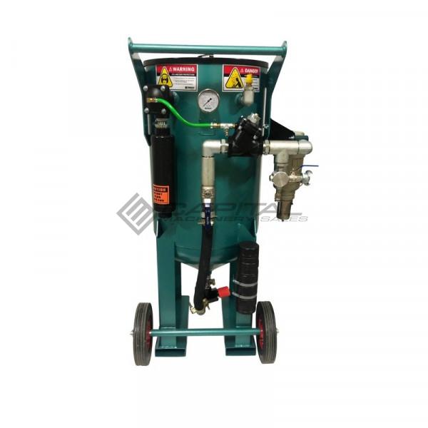Multiblast Pro320 140 Litre Blasting Machine Basic Package 003