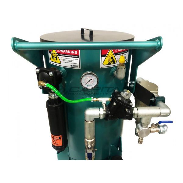 Multiblast Pro320 140 Litre Blasting Machine Full Package 003