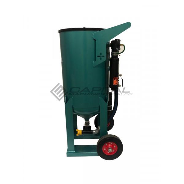 Multiblast Pro320 140 Litre Blasting Machine Full Package 006
