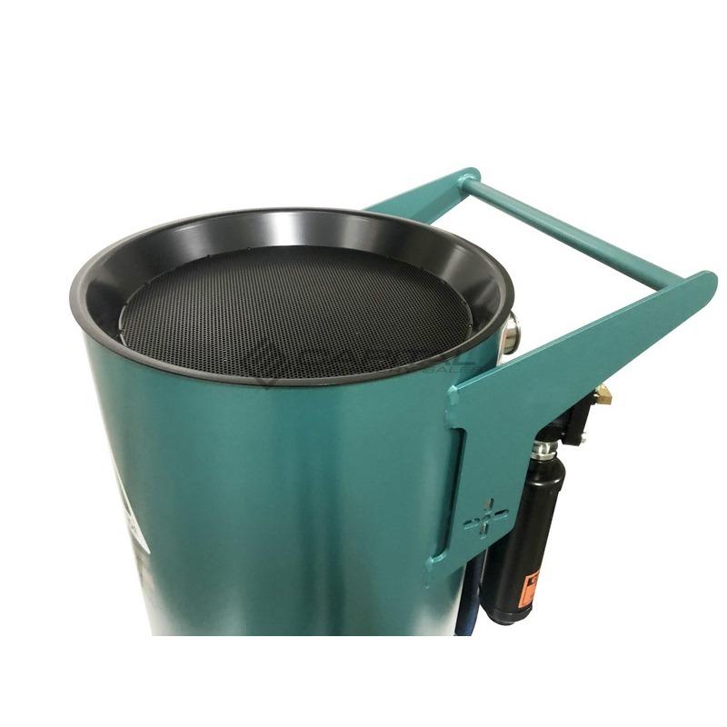 Multiblast Pro400 174 Litre Blasting Pot Equipment Full Package 008