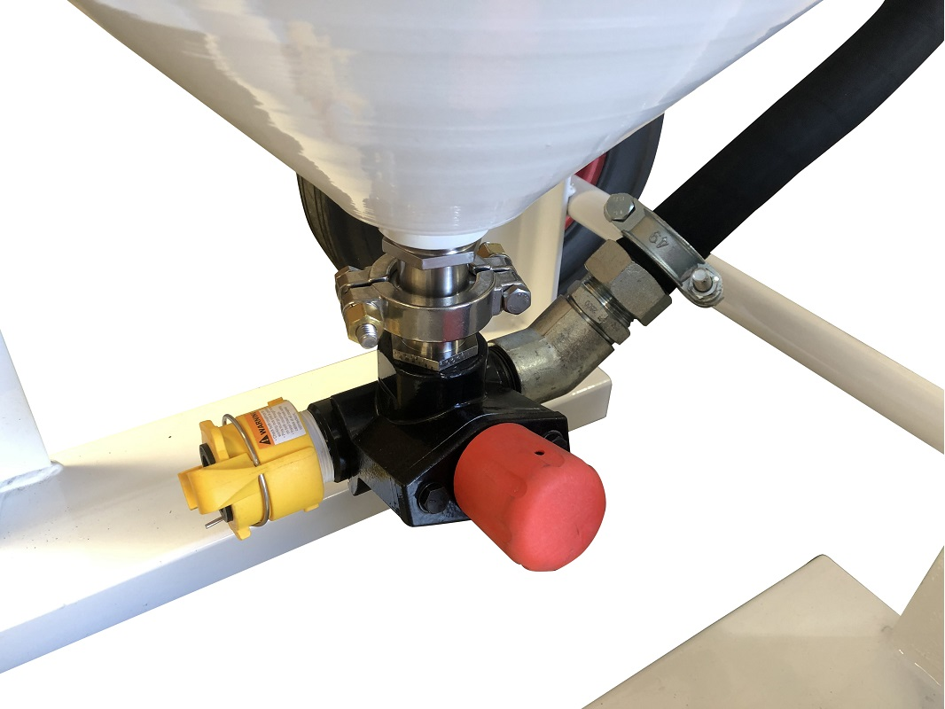 Multiblast Pro420 185 Litre Blasting Pot Machine Basic Package 2 Australia